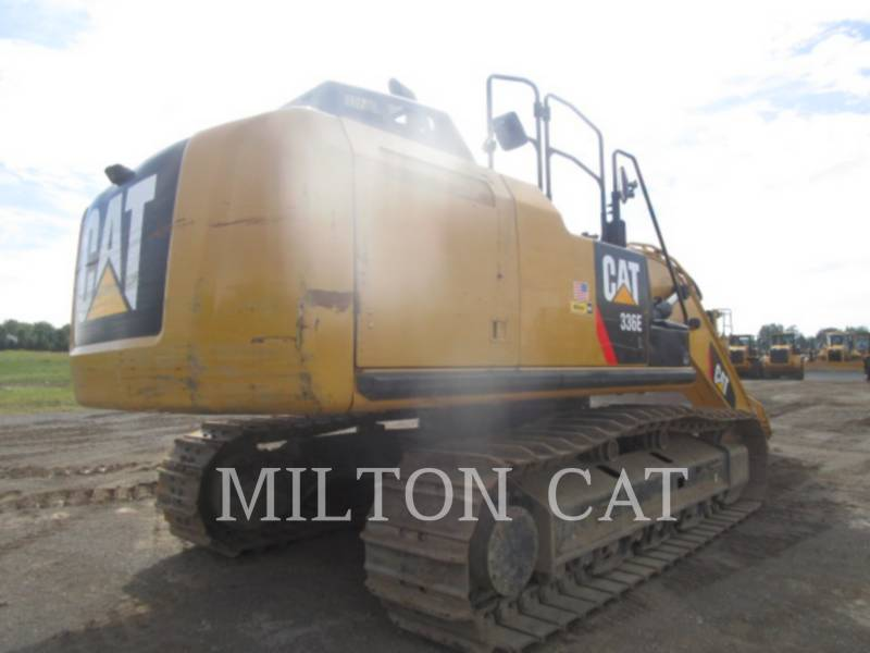 CATERPILLAR ESCAVADEIRAS 336E L equipment  photo 4