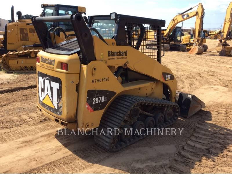 CATERPILLAR DELTALADER 257B3 equipment  photo 4