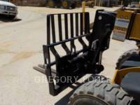 CATERPILLAR TELEHANDLER TH255C equipment  photo 8