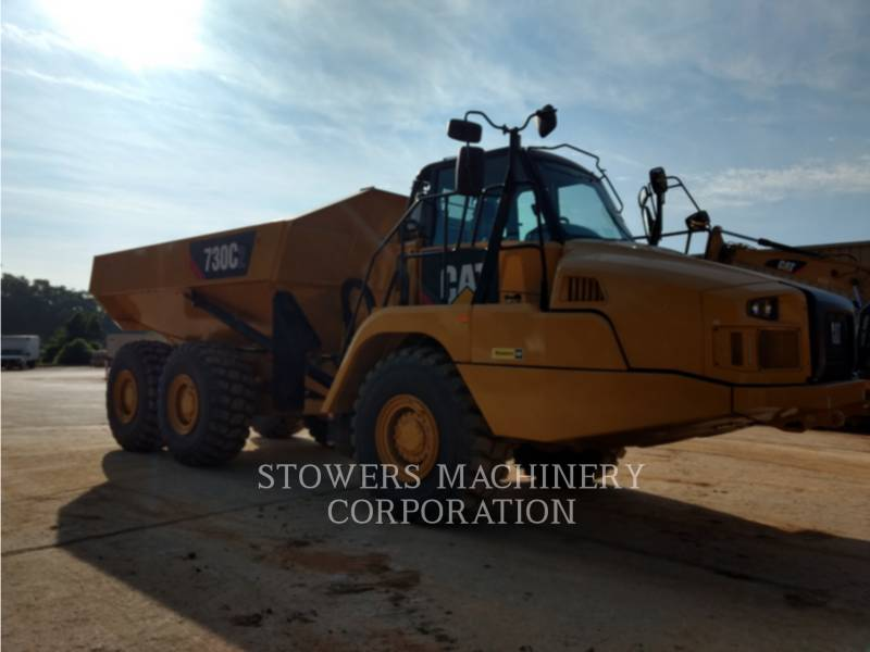 Caterpillar CAMIOANE ARTICULATE 730C2 equipment  photo 2