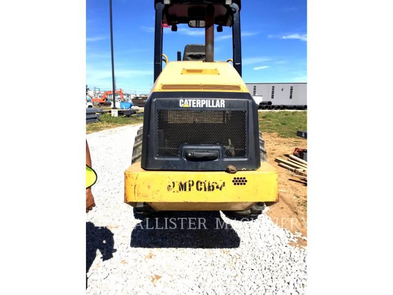 CATERPILLAR EINZELVIBRATIONSWALZE, BANDAGE CP44 equipment  photo 4