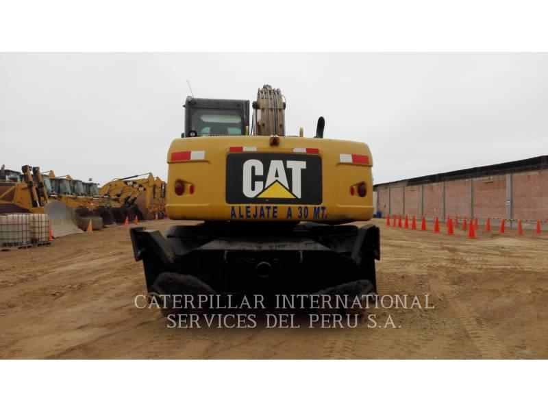 CATERPILLAR PELLES SUR PNEUS M313 D equipment  photo 4