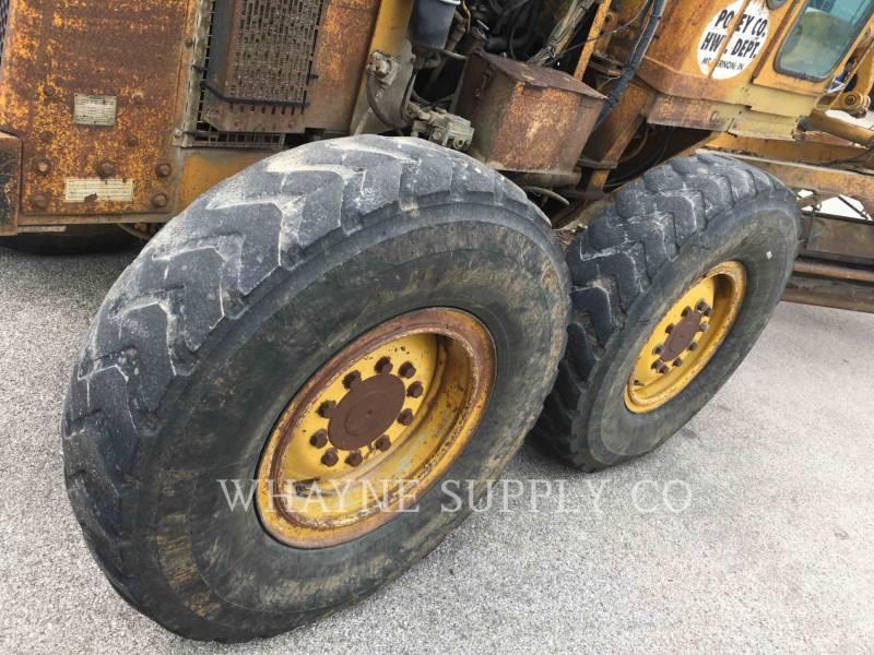 CATERPILLAR MOTORGRADER 120G equipment  photo 8