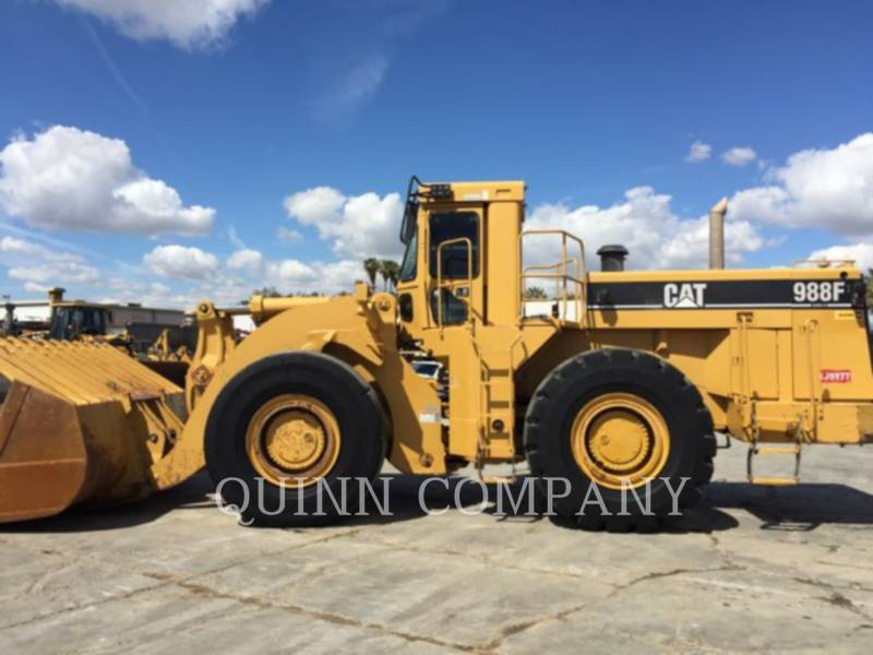 CATERPILLAR CARGADORES DE RUEDAS 988F II equipment  photo 4