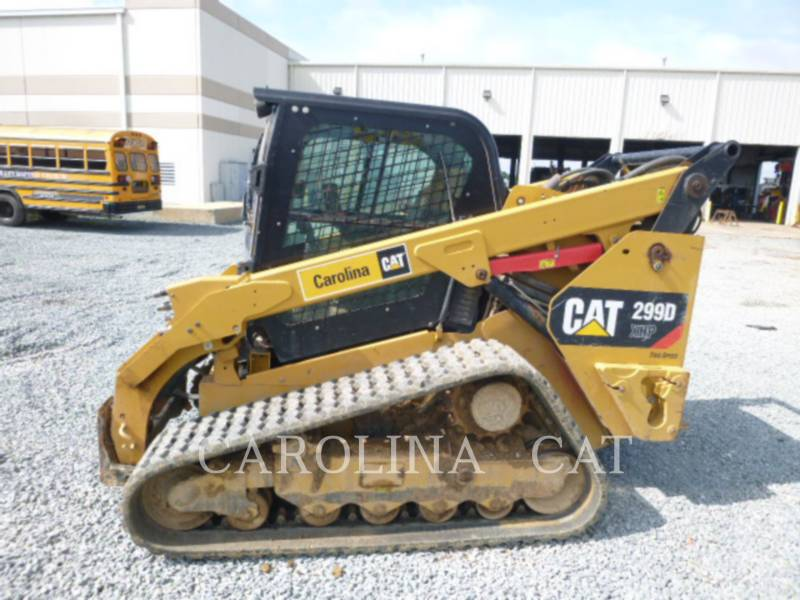 CATERPILLAR TRACK LOADERS 299D1XHP equipment  photo 5