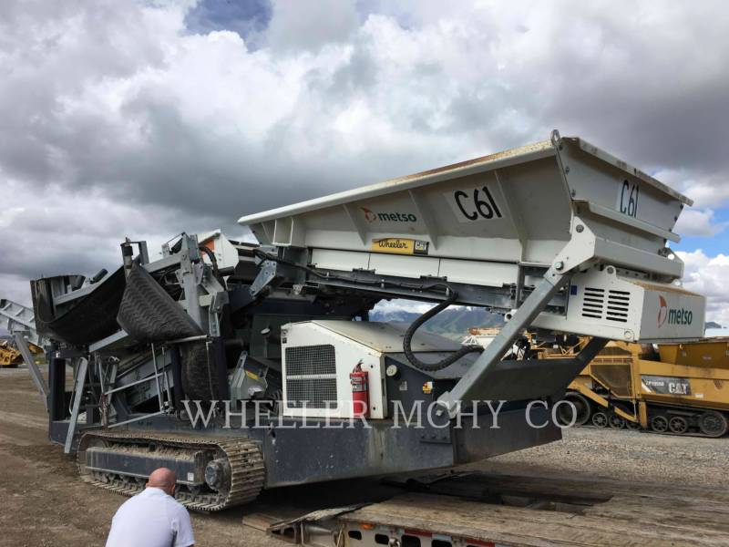 METSO CRIBLES ST2.4 SCRN equipment  photo 3