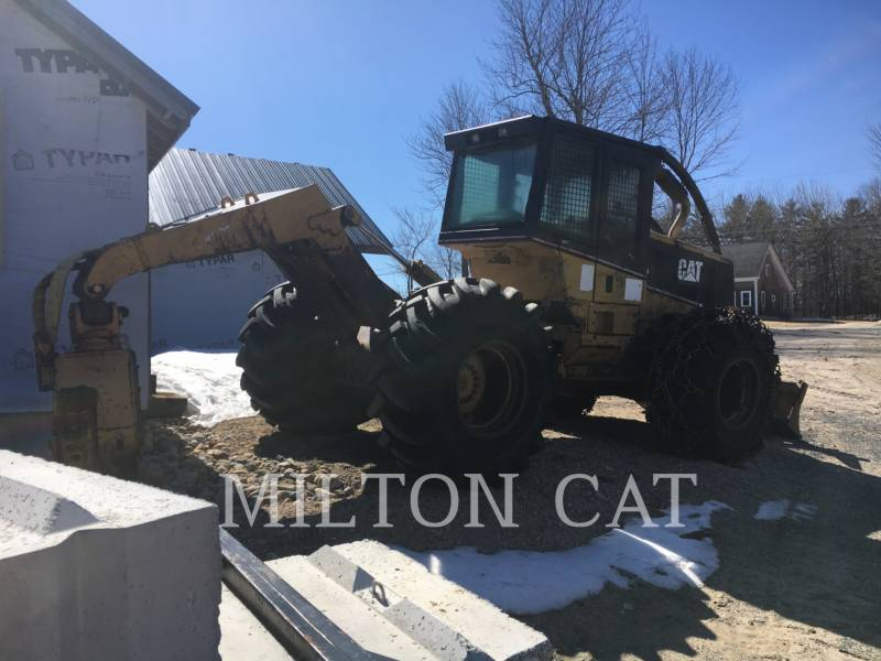 CATERPILLAR FORESTRY - SKIDDER 515 equipment  photo 1