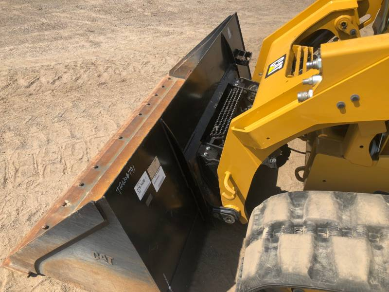 CATERPILLAR MULTI TERRAIN LOADERS 289 D equipment  photo 17
