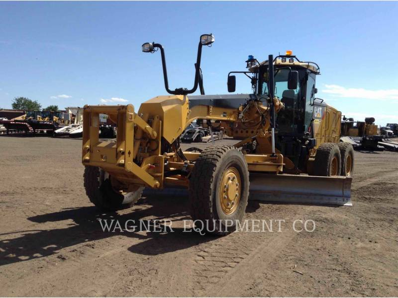 Caterpillar AUTOGREDERE 140M2 AWD equipment  photo 1