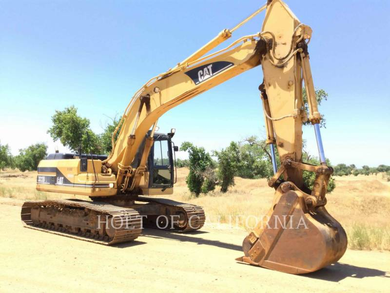 CATERPILLAR EXCAVADORAS DE CADENAS 322BL equipment  photo 3