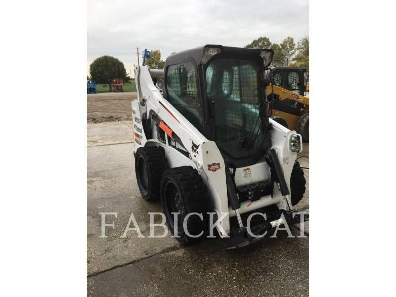 BOBCAT MINIÎNCĂRCĂTOARE RIGIDE MULTIFUNCŢIONALE S570 equipment  photo 1