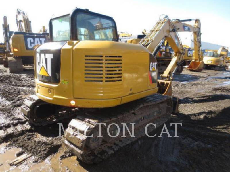 CATERPILLAR EXCAVADORAS DE CADENAS 308E CRMA2 equipment  photo 2
