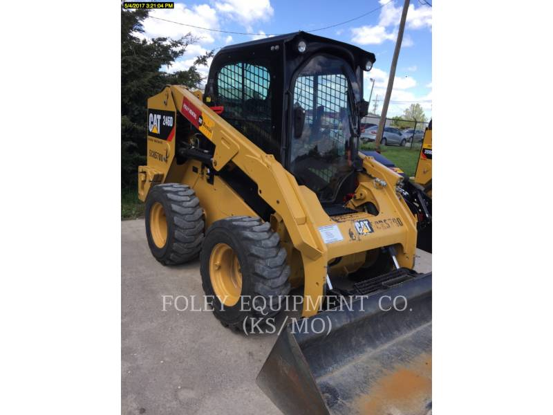 CATERPILLAR MINICARGADORAS 246DXPS2CA equipment  photo 2