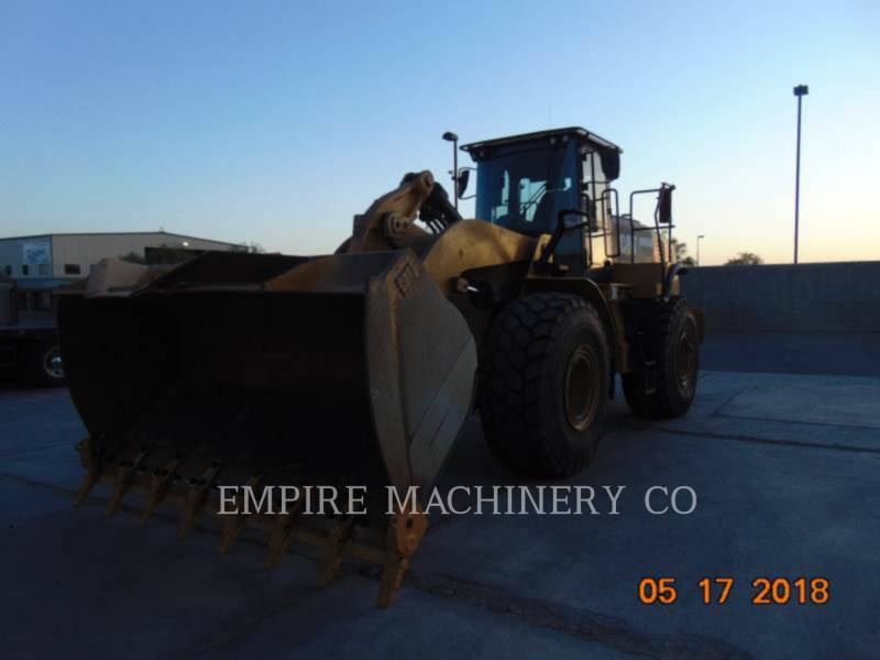Caterpillar ÎNCĂRCĂTOARE PE ROŢI/PORTSCULE INTEGRATE 966M equipment  photo 4