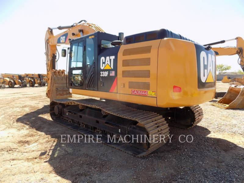 CATERPILLAR TRACK EXCAVATORS 330F TH  P equipment  photo 3