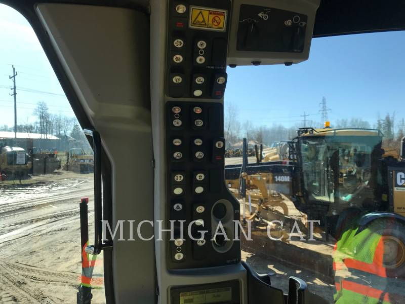CATERPILLAR NIVELEUSES 140M2AWD equipment  photo 18