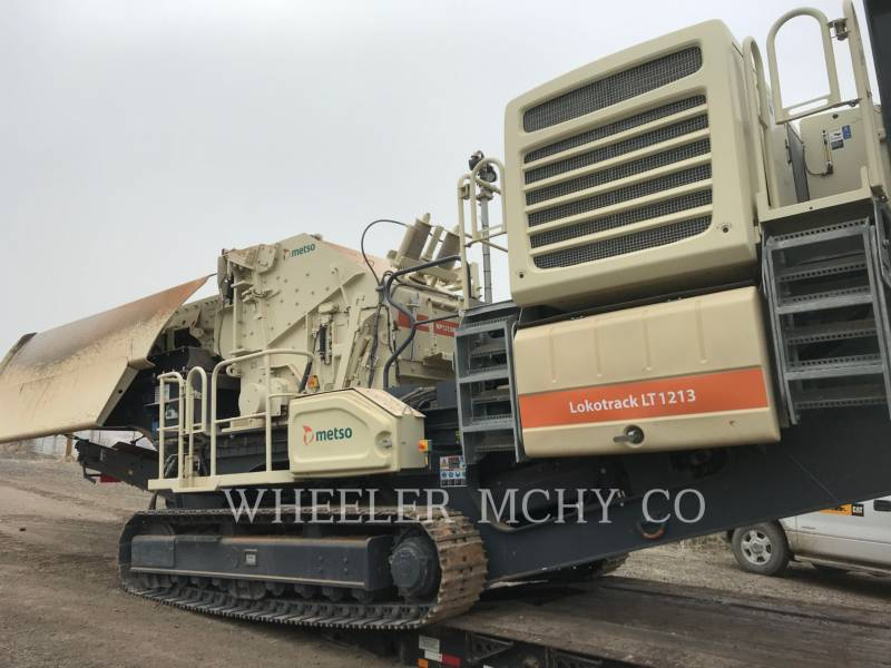 METSO CRUSHERS LT1213 equipment  photo 1
