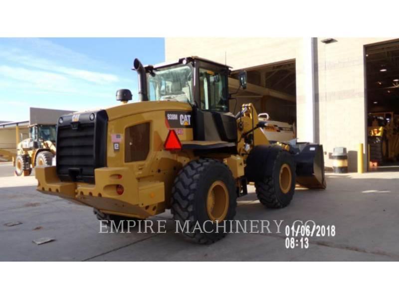 CATERPILLAR PALE GOMMATE/PALE GOMMATE MULTIUSO 938M FC equipment  photo 2