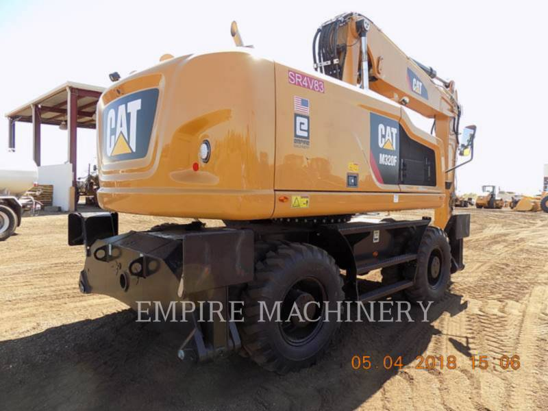 CATERPILLAR MOBILBAGGER M320F equipment  photo 2