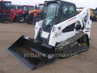 Equipment photo BOBCAT T650 SKID STEER LOADERS 1