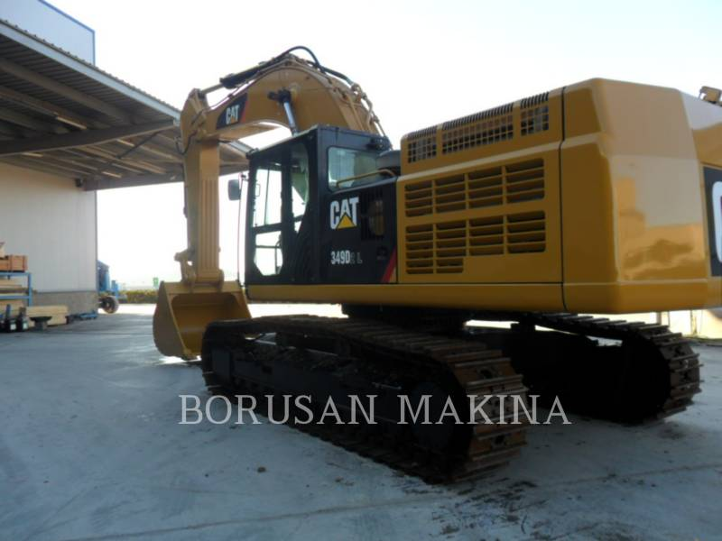 CATERPILLAR EXCAVADORAS DE CADENAS 349D2L equipment  photo 2