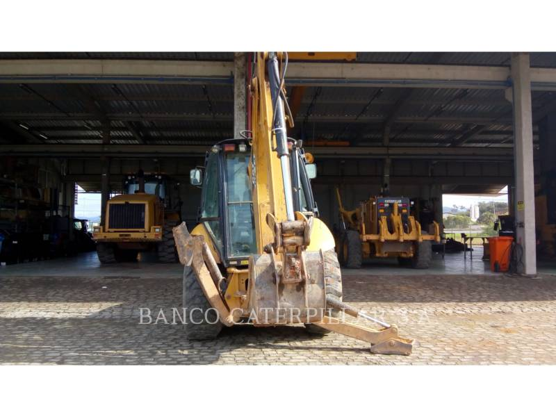 CAT TRADE-IN BAGGERLADER 416E equipment  photo 11