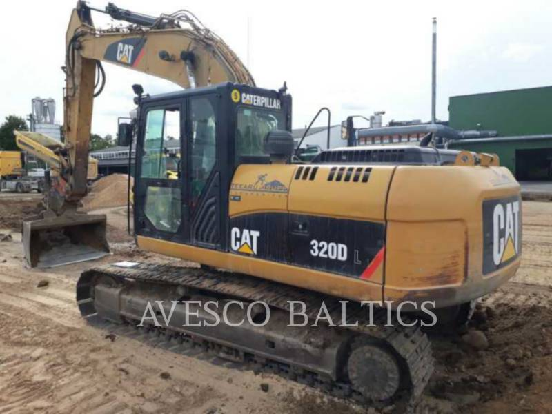 CATERPILLAR PELLES SUR CHAINES 320DL equipment  photo 4