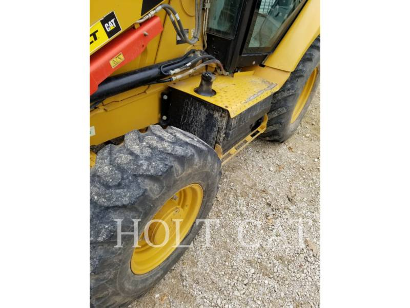 CATERPILLAR CHARGEUSES-PELLETEUSES 420F C4E equipment  photo 6