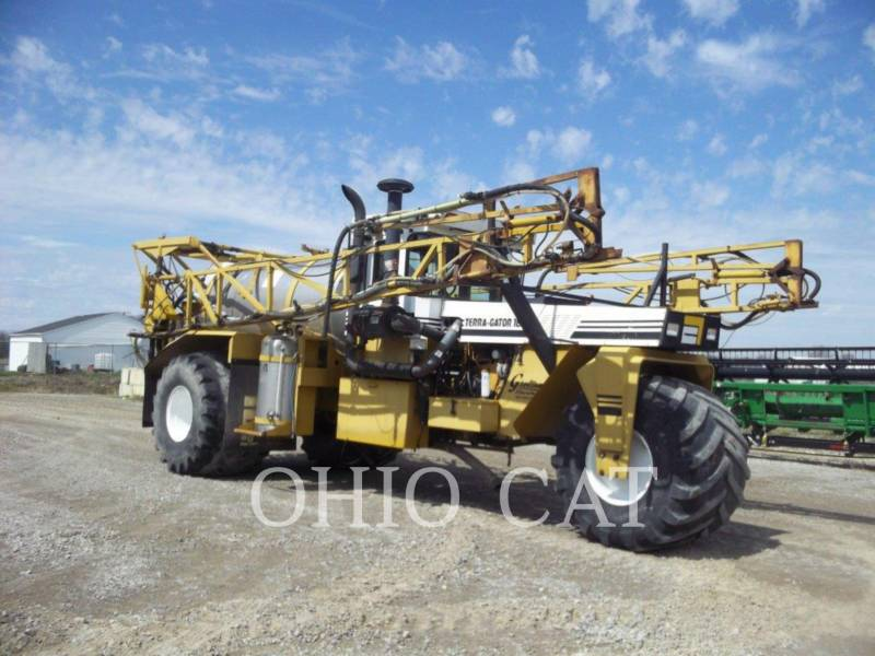 AG-CHEM SPRAYER 1803 equipment  photo 6