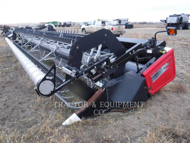 AGCO HERRAMIENTA DE TRABAJO - CABEZAL DE COSECHADORA TRILLADORA 8000 30' FLEX HEADER equipment  photo 2