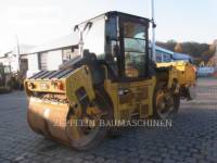 Equipment photo CATERPILLAR CD54B COMPACTEURS TANDEMS VIBRANTS 1