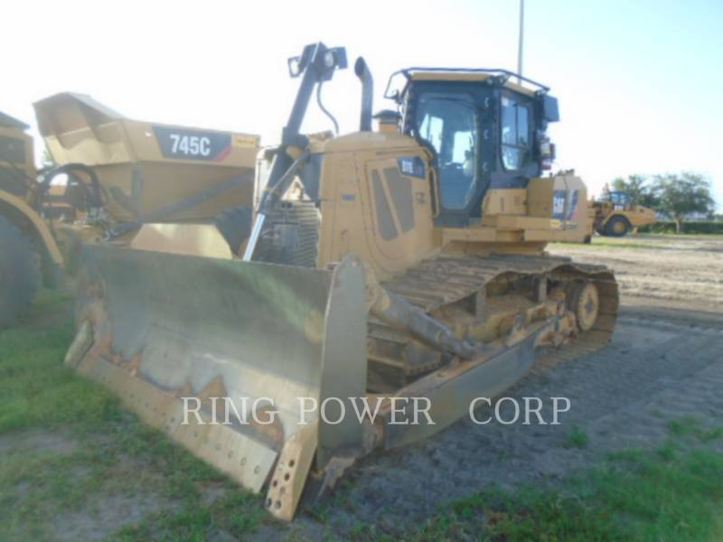 CATERPILLAR TRACTEURS SUR CHAINES D7ELGP equipment  photo 1