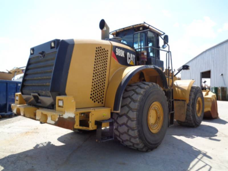 CATERPILLAR CARGADORES DE RUEDAS 980K equipment  photo 5