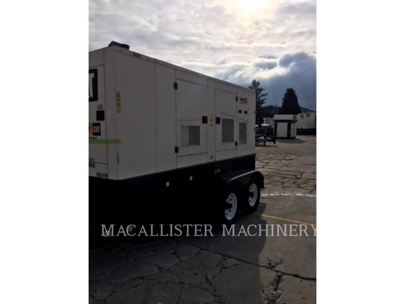 CATERPILLAR PORTABLE GENERATOR SETS XQ 175 equipment  photo 15