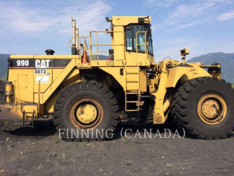 CATERPILLAR PALE GOMMATE/PALE GOMMATE MULTIUSO 990 equipment  photo 3
