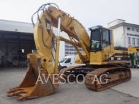 CATERPILLAR TRACK EXCAVATORS 345BIIL equipment  photo 1