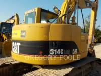 CATERPILLAR ESCAVADEIRAS 314C LCR equipment  photo 11