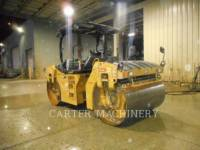 CATERPILLAR COMPATTATORE PER ASFALTO A DOPPIO TAMBURO VIBRANTE CB64B equipment  photo 3