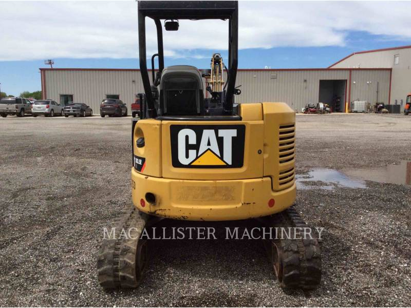 CATERPILLAR TRACK EXCAVATORS 303.5 E equipment  photo 5