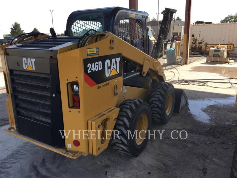 CATERPILLAR MINICARGADORAS 246D C1 HF equipment  photo 3
