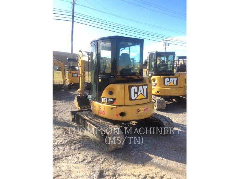 CATERPILLAR TRACK EXCAVATORS 304E CR equipment  photo 4
