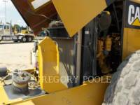 CATERPILLAR EINZELVIBRATIONSWALZE, GLATTBANDAGE CS-54 equipment  photo 22