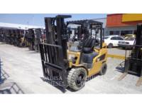 Equipment photo MITSUBISHI CATERPILLAR FORKLIFT 2P60004-GL FORKLIFTS 1