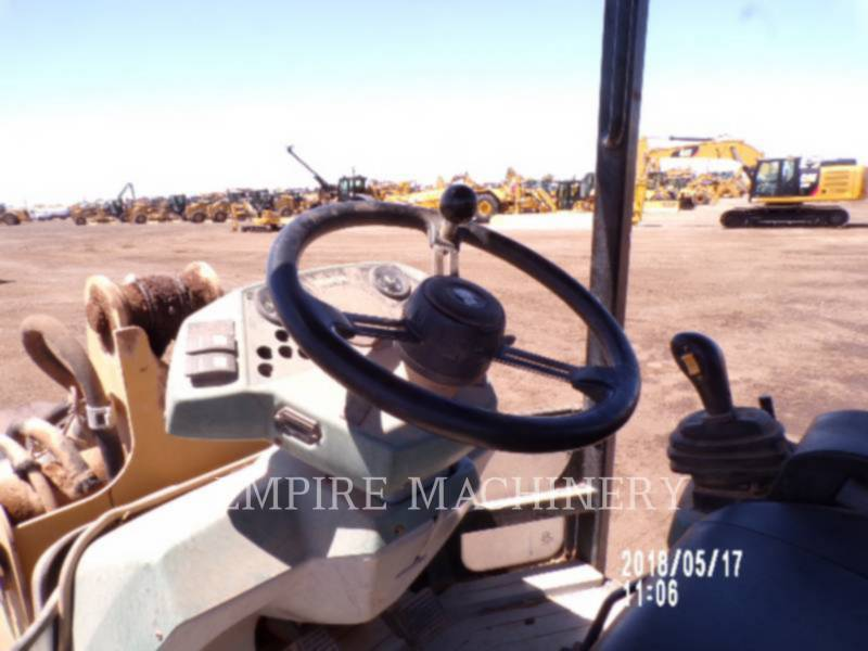 CATERPILLAR WHEEL LOADERS/INTEGRATED TOOLCARRIERS 906 equipment  photo 9