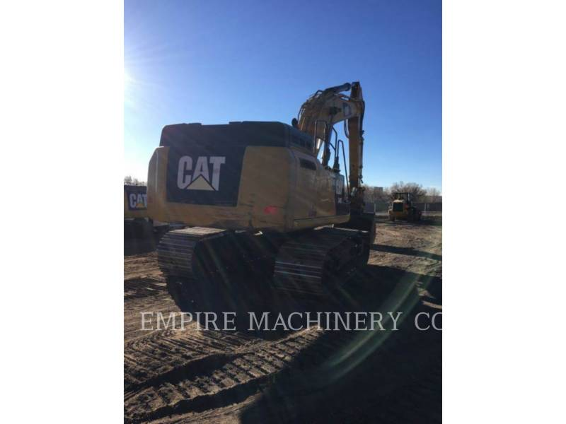 CATERPILLAR TRACK EXCAVATORS 349EL    P equipment  photo 20