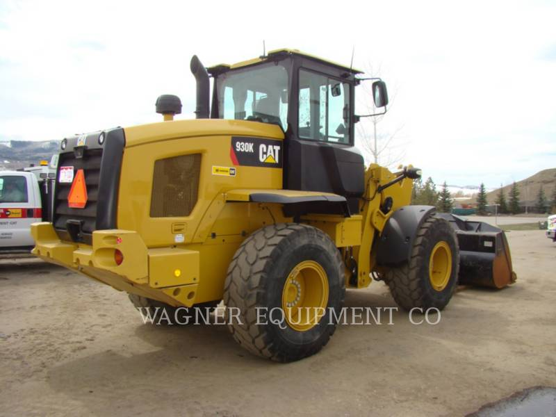 CATERPILLAR CARGADORES DE RUEDAS 930K FC equipment  photo 3