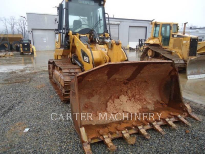 CATERPILLAR CARGADORES DE CADENAS 953D ACGP equipment  photo 2
