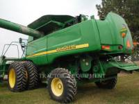 JOHN DEERE COMBINADOS 9760 equipment  photo 2