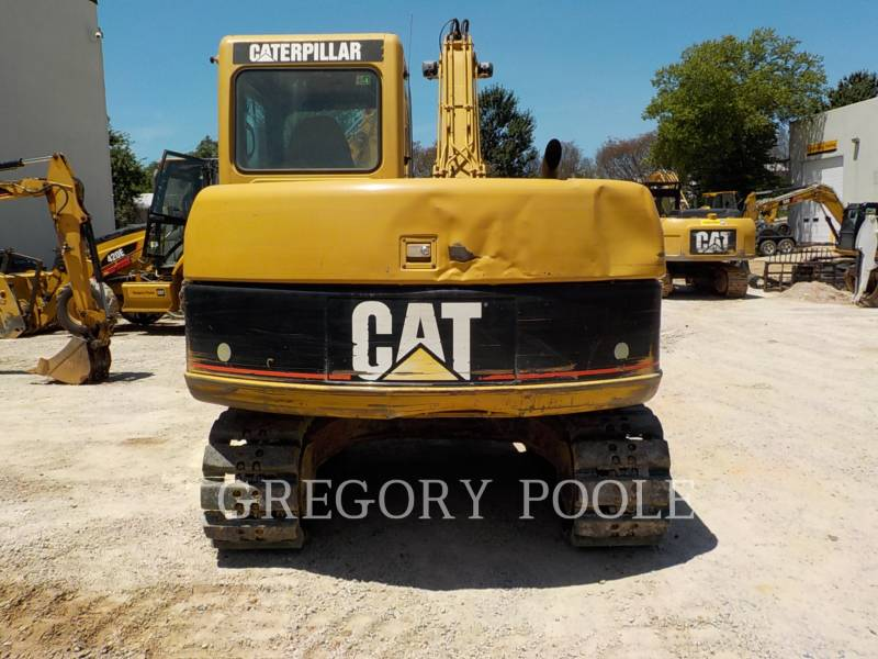 CATERPILLAR TRACK EXCAVATORS 307C equipment  photo 13