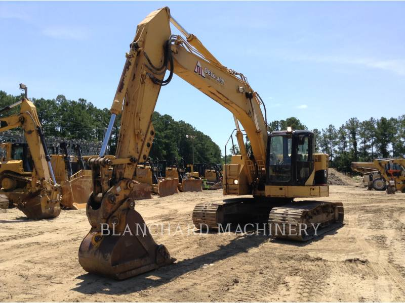 CATERPILLAR EXCAVADORAS DE CADENAS 321CL equipment  photo 2